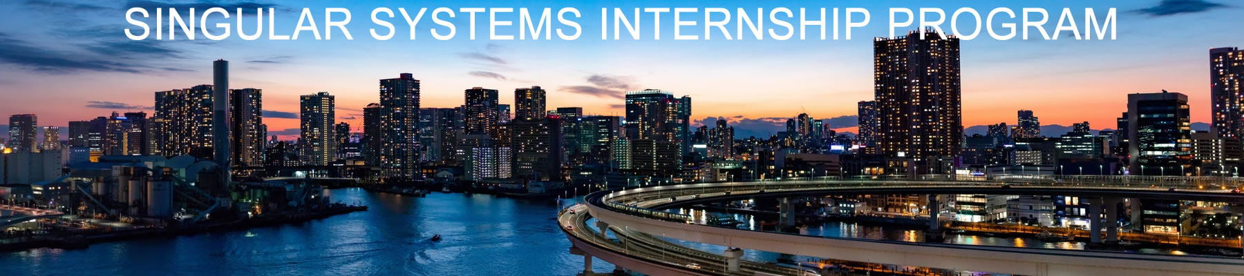 Singular Systems Internship Program - The Intern Experience